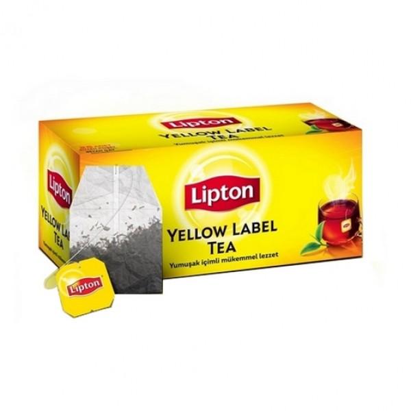 Lipton Yellow Label Bardak 50 gr